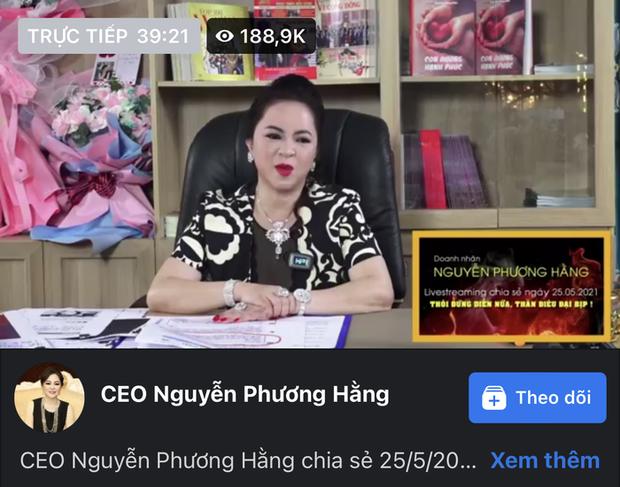 Bộ TT&TT vừa thông báo xử lý nghiêm việc livestream xúc phạm, Vy Oanh đăng status gây chú ý giữa drama với bà Phương Hằng - Ảnh 4.