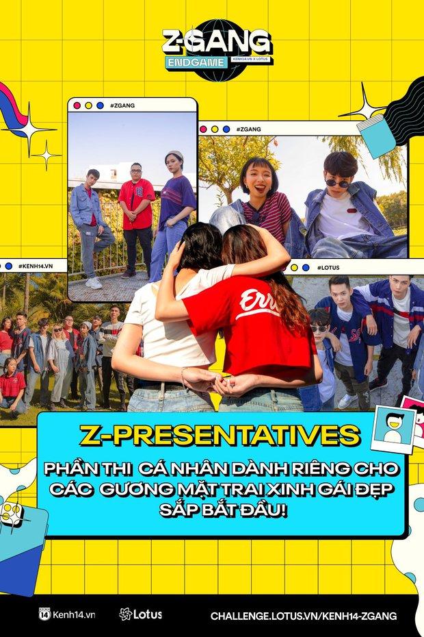 Z-presentatives: Phần thi khoe ảnh kỷ yếu cá nhân dành riêng cho Vũ trụ trai xinh gái đẹp chính thức bắt đầu! - Ảnh 1.