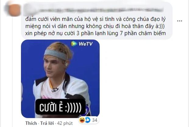Vợ chồng Triệu Lộ Tư bị fan Việt quay lưng sau Trường Ca Hành, còn bóc ra chi tiết vô lý đùng đùng - Ảnh 4.