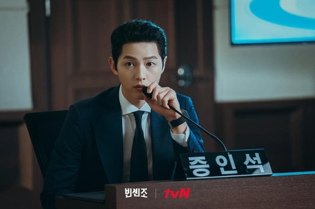 Song Joong Ki hồi đáp về bê bối quảng cáo đồ ăn Trung Quốc trong Vincenzo, lời lẽ tinh tế khiến netizen phải nể phục - Ảnh 1.