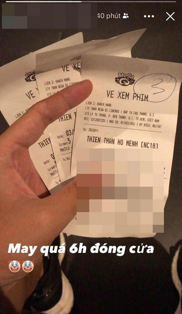 Khán giả Sài Gòn tiếc hùi hụi khi rạp phim đóng cửa vì Covid-19: Tính coi Thiên Thần Hộ Mệnh thứ 5 tới mà đành chịu... - Ảnh 12.