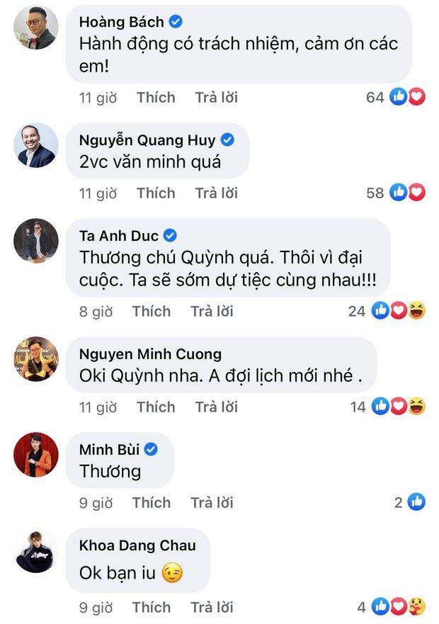 Phan Mạnh Quỳnh và vợ hot girl tạm hoãn đám cưới ở TP.HCM, nguyên nhân phía sau được dàn sao Vbiz ủng hộ - Ảnh 4.