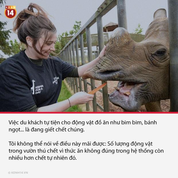 18 sự thật hắc ám đằng sau cánh cửa sở thú sẽ gột sạch sự hồn nhiên trong bạn - Ảnh 6.