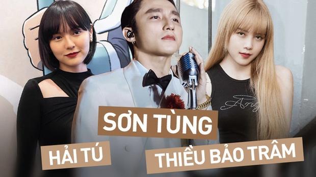 Đạt G, Thiều Bảo Trâm và Thái Trinh sau chia tay đều bị fan tình cũ ùa vào chỉ trích, các sản phẩm âm nhạc cũng bị liên lụy - Ảnh 2.