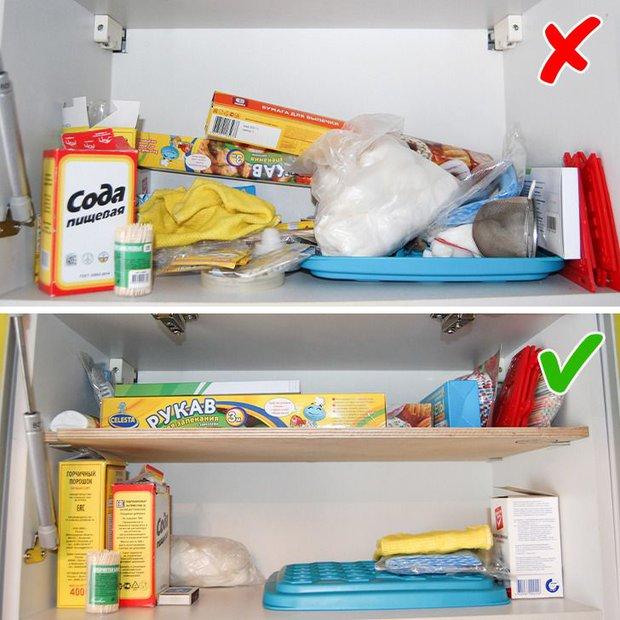 Muốn biết chủ nhà là người sạch sẽ hay bừa bộn, nhìn vào 9 chi tiết trong phòng bếp là rõ ngay - Ảnh 1.