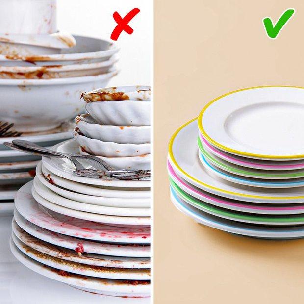 Muốn biết chủ nhà là người sạch sẽ hay bừa bộn, nhìn vào 9 chi tiết trong phòng bếp là rõ ngay - Ảnh 3.