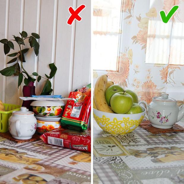 Muốn biết chủ nhà là người sạch sẽ hay bừa bộn, nhìn vào 9 chi tiết trong phòng bếp là rõ ngay - Ảnh 4.