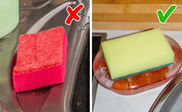 Muốn biết chủ nhà là người sạch sẽ hay bừa bộn, nhìn vào 9 chi tiết trong phòng bếp là rõ ngay - Ảnh 5.