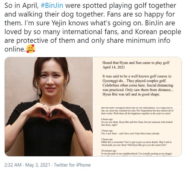 Hyun Bin và Son Ye Jin bị bắt gặp cùng nhau đưa cún cưng đi dạo ở công viên? - Ảnh 2.