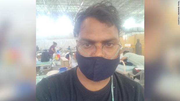 Bi kịch nối tiếp bi kịch: Bệnh viện giữa địa ngục Covid Ấn Độ đang trở nên quá kinh khủng, bệnh nhân phải cầu xin để thoát ra càng sớm càng tốt - Ảnh 4.