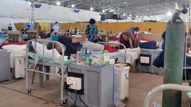 Bi kịch nối tiếp bi kịch: Bệnh viện giữa địa ngục Covid Ấn Độ đang trở nên quá kinh khủng, bệnh nhân phải cầu xin để thoát ra càng sớm càng tốt - Ảnh 5.