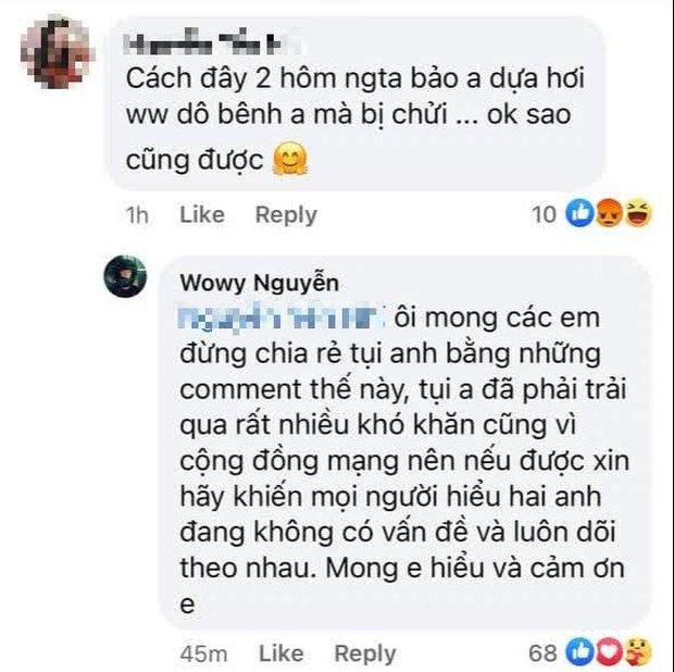 Karik ẩn ý về việc bị một người bạn từng yêu thương buông lời xúc phạm, netizen liền gọi tên Wowy, Lão Đại đáp trả ra sao? - Ảnh 2.