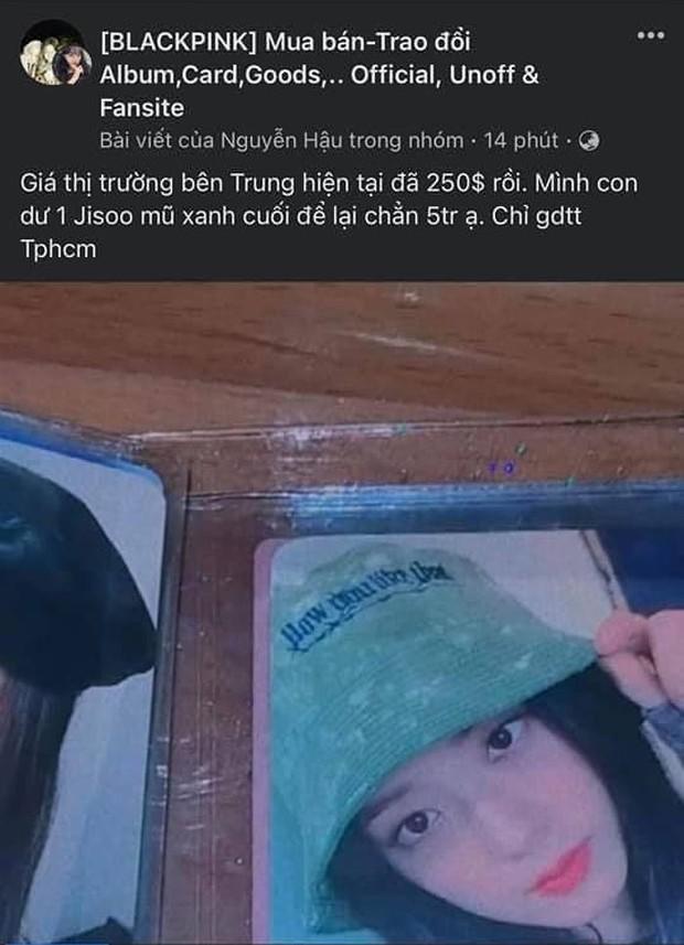 Jisoo (BLACKPINK) gây náo loạn Twitter chỉ với 1 tấm card, fan tranh nhau đấu giá lên đến... 15 triệu? - Ảnh 8.
