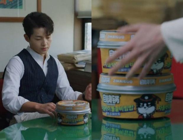 Song Joong Ki hồi đáp về bê bối quảng cáo đồ ăn Trung Quốc trong Vincenzo, lời lẽ tinh tế khiến netizen phải nể phục - Ảnh 2.