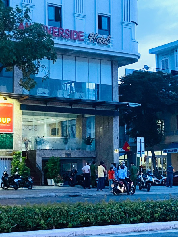 Đà Nẵng phong tỏa khách sạn nơi nam nhân viên spa dương tính với SARS-CoV-2 làm việc - Ảnh 3.