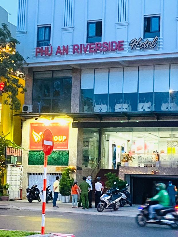 Đà Nẵng phong tỏa khách sạn nơi nam nhân viên spa dương tính với SARS-CoV-2 làm việc - Ảnh 2.