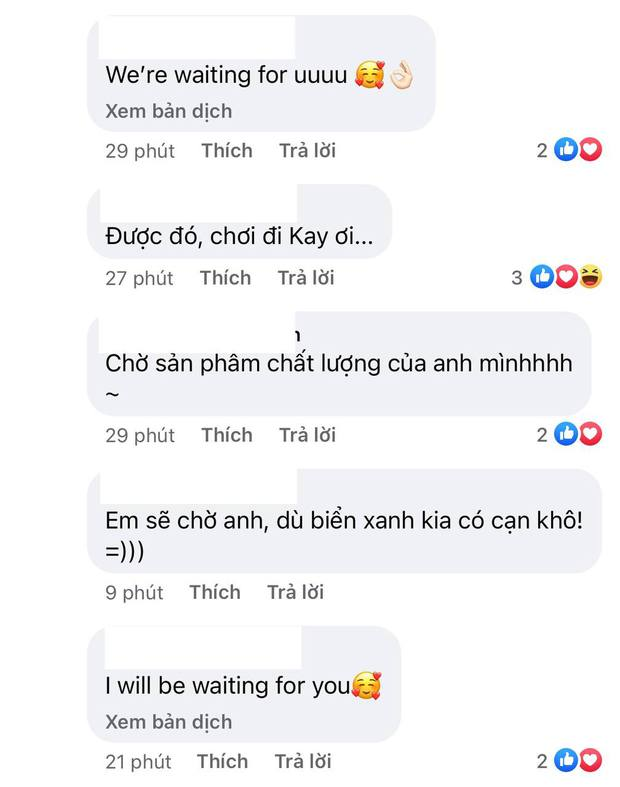 Sau gần 1 năm trở thành gà của Sơn Tùng M-TP, Kay Trần cuối cùng cũng được trở lại rồi? - Ảnh 6.