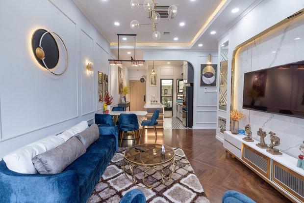 Mua chung cư 115m2, vợ chồng Đồng Nai chi thêm 700 triệu cải tạo lại, dành hẳn 1/3 diện tích để làm góc chill - Ảnh 4.