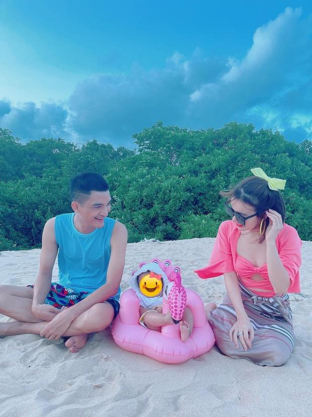 """Bị netizen nghi ngờ huyết thống con gái và tung tin ngoại tình, vợ Mạc Văn Khoa đáp trả 1:1 """"dằn mặt"""" căng đét - Ảnh 3."""