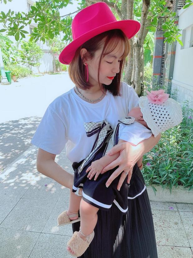 """Bị netizen nghi ngờ huyết thống con gái và tung tin ngoại tình, vợ Mạc Văn Khoa đáp trả 1:1 """"dằn mặt"""" căng đét - Ảnh 4."""