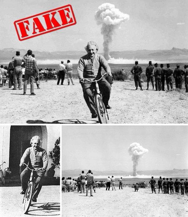 Những câu chuyện thú vị ẩn đằng sau 7 bức ảnh nổi tiếng nhất lịch sử, hóa ra có rất nhiều điều chỉ là cú lừa không như ta nghĩ - Ảnh 8.