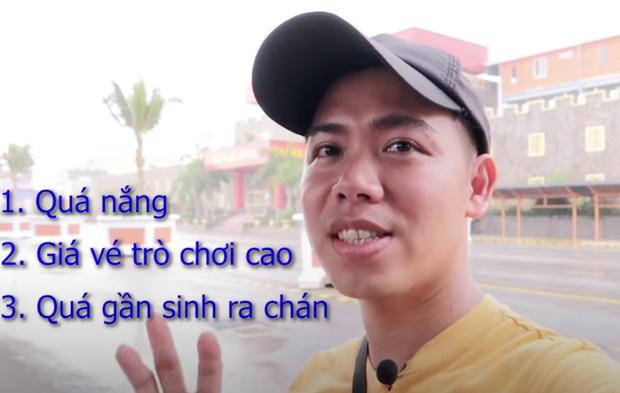 Một YouTuber khẳng định người Bình Dương không đi Đại Nam vì 3 lý do, dân mạng tranh cãi tưng bừng vì luận điểm non nớt? - Ảnh 4.