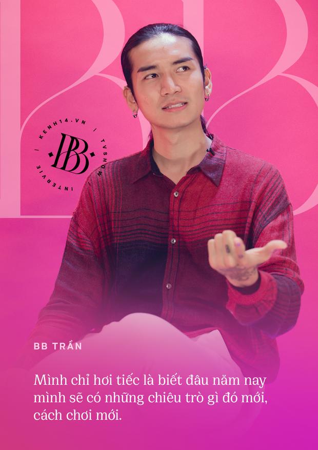 Thánh chơi dơ BB Trần nói về việc rời Running Man Việt: Hơi tiếc là biết đâu năm nay mình sẽ có những chiêu trò gì đó mới - Ảnh 8.