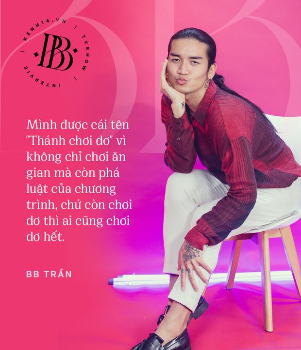 Thánh chơi dơ BB Trần nói về việc rời Running Man Việt: Hơi tiếc là biết đâu năm nay mình sẽ có những chiêu trò gì đó mới - Ảnh 9.
