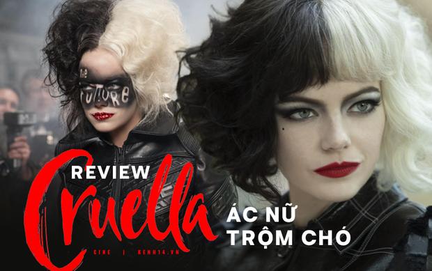 Cruella: Ác nữ trộm chó khơi mào cuộc chiến thời trang choáng ngợp, gây sốc dù phi lý - Ảnh 1.