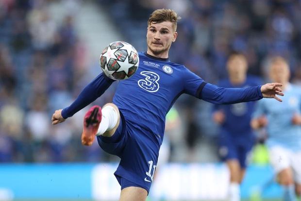 Giữ vững phong độ, Werner tiếp tục buôn gỗ trong trận chung kết Champions League - Ảnh 1.