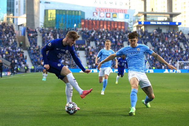 Giữ vững phong độ, Werner tiếp tục buôn gỗ trong trận chung kết Champions League - Ảnh 2.