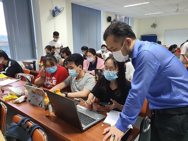 Gần 200 sinh viên Y Dược tình nguyện tham gia hỗ trợ phòng dịch Covid-19 - Ảnh 2.