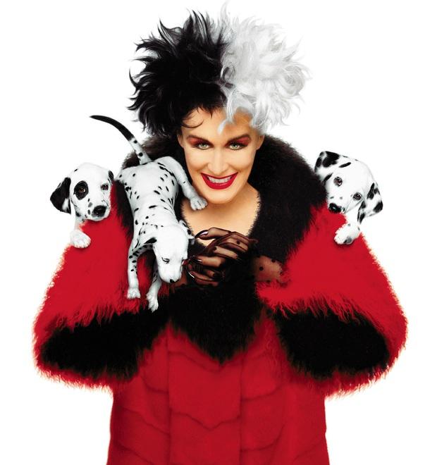 Nhan sắc 4 ác nữ Cruella trên phim: Mỹ nữ Emma Stone liệu có cửa đọ với bà hoàng 8 lần được đề cử Oscar? - Ảnh 3.