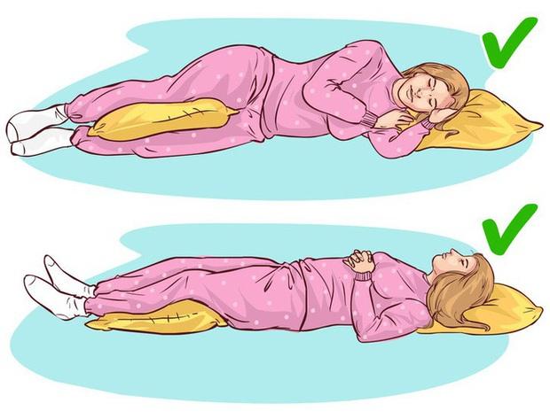 Khi ngủ chúng ta nên nằm nghiêng bên trái hay phải thì tốt hơn? 2 tư thế thực chất có sự khác biệt lớn ảnh hưởng không nhỏ tới sức khỏe - Ảnh 5.