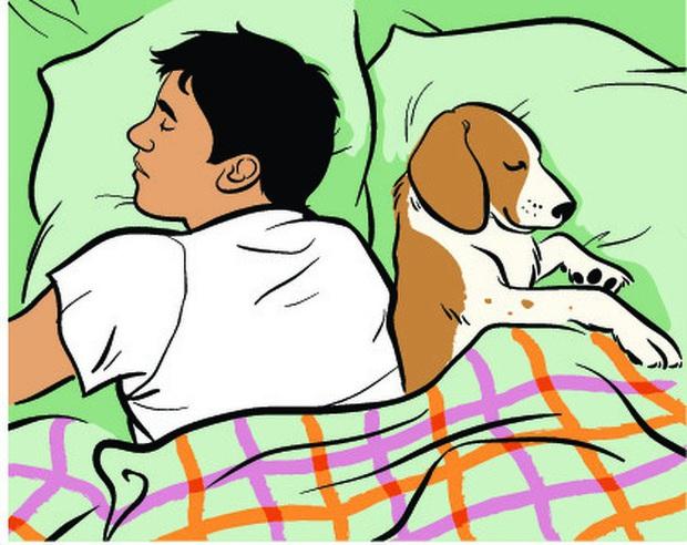 Khi ngủ chúng ta nên nằm nghiêng bên trái hay phải thì tốt hơn? 2 tư thế thực chất có sự khác biệt lớn ảnh hưởng không nhỏ tới sức khỏe - Ảnh 6.