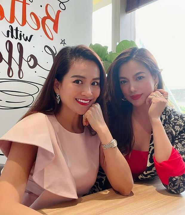 Trương Ngọc Ánh - Anh Dũng lộ diện hậu công khai hẹn hò, đàng gái thể hiện tình cảm cực khéo khi chụp ảnh với bạn trai - Ảnh 5.