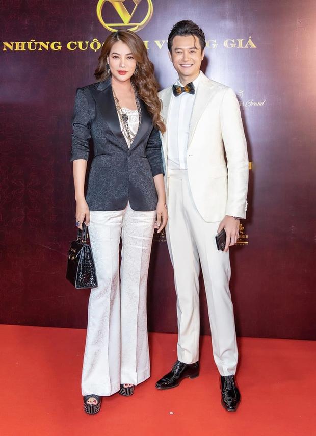 Trương Ngọc Ánh - Anh Dũng lộ diện hậu công khai hẹn hò, đàng gái thể hiện tình cảm cực khéo khi chụp ảnh với bạn trai - Ảnh 8.