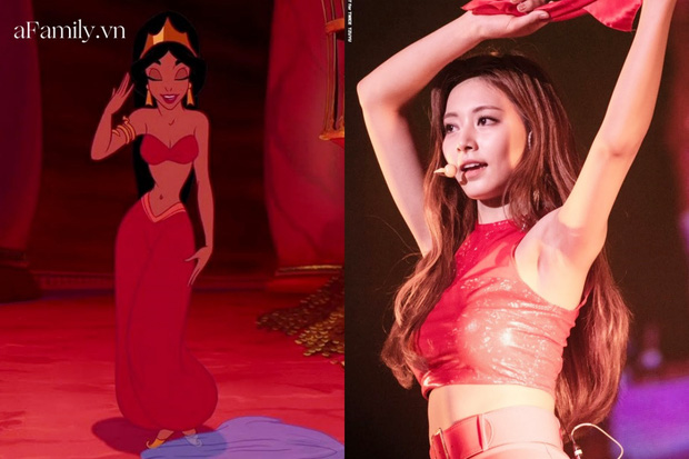 Công chúa Disney đời thực chính là Tzuyu: Bao lần lên đồ như nữ chính truyện cổ tích, bảo sao fan mê mẩn thế này! - Ảnh 10.