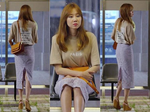 Những bộ cánh trong phim đẹp trường tồn của Gong Hyo Jin, xem xong là dứt khoát lên trình mix đồ - Ảnh 12.