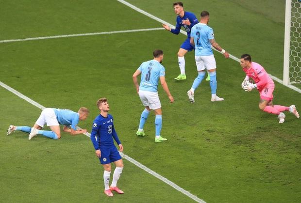Giữ vững phong độ, Werner tiếp tục buôn gỗ trong trận chung kết Champions League - Ảnh 3.