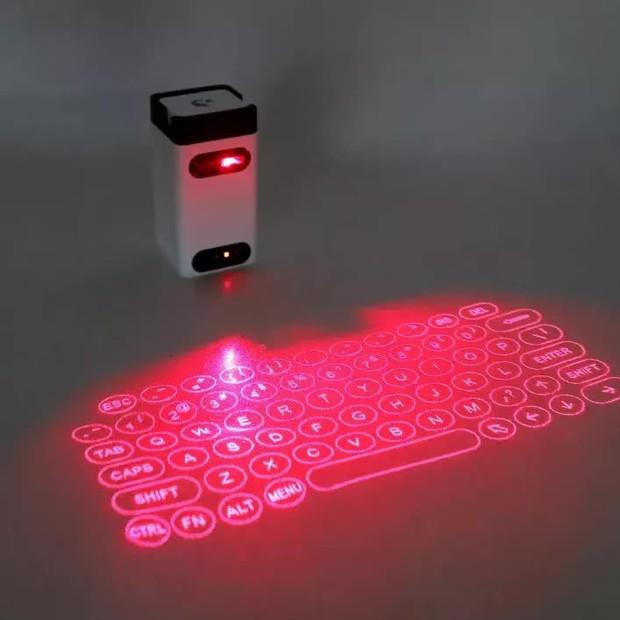 Bàn phím laser đang bán đầy trên mạng giá chỉ 500k, dùng thử xem có ra ngô ra khoai gì không? - Ảnh 17.