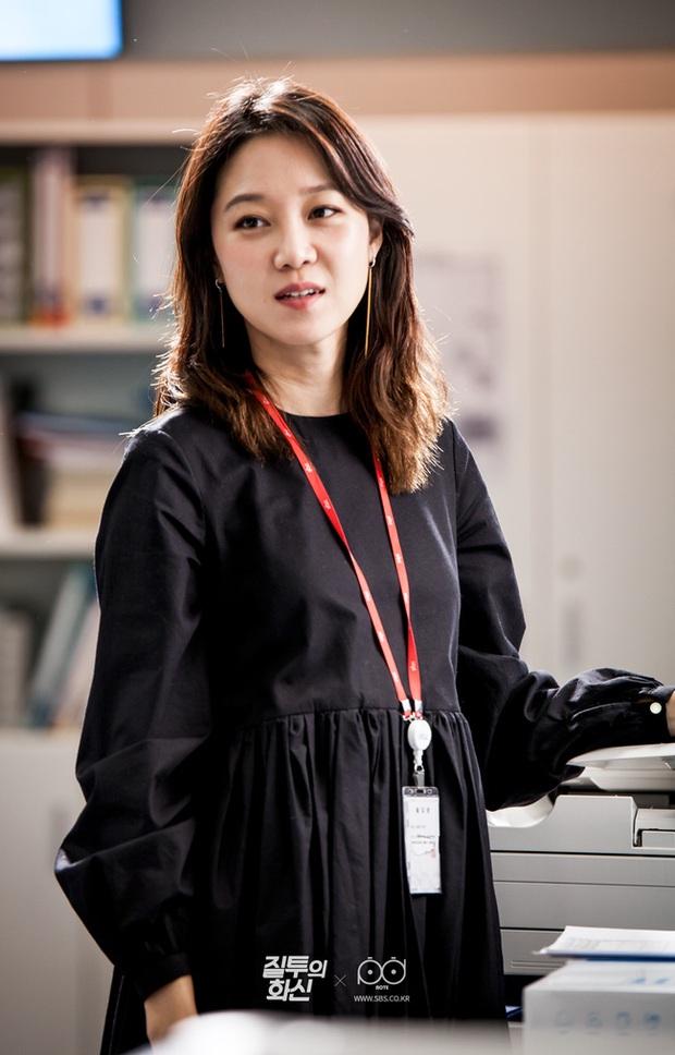 Những bộ cánh trong phim đẹp trường tồn của Gong Hyo Jin, xem xong là dứt khoát lên trình mix đồ - Ảnh 4.