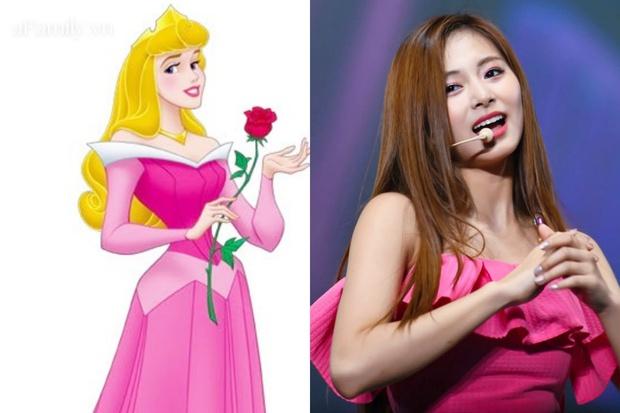 Công chúa Disney đời thực chính là Tzuyu: Bao lần lên đồ như nữ chính truyện cổ tích, bảo sao fan mê mẩn thế này! - Ảnh 3.