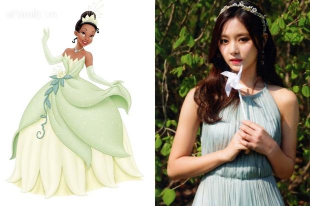 Công chúa Disney đời thực chính là Tzuyu: Bao lần lên đồ như nữ chính truyện cổ tích, bảo sao fan mê mẩn thế này! - Ảnh 5.