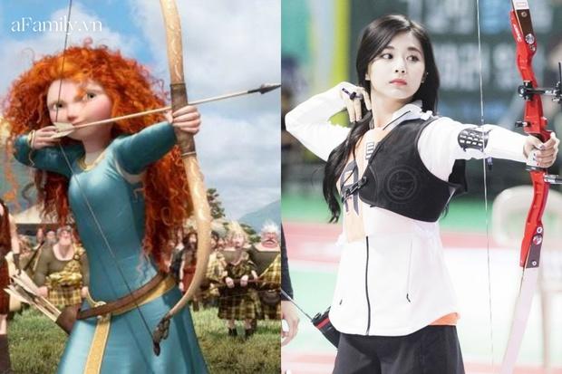 Công chúa Disney đời thực chính là Tzuyu: Bao lần lên đồ như nữ chính truyện cổ tích, bảo sao fan mê mẩn thế này! - Ảnh 7.