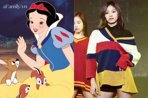 Công chúa Disney đời thực chính là Tzuyu: Bao lần lên đồ như nữ chính truyện cổ tích, bảo sao fan mê mẩn thế này! - Ảnh 8.