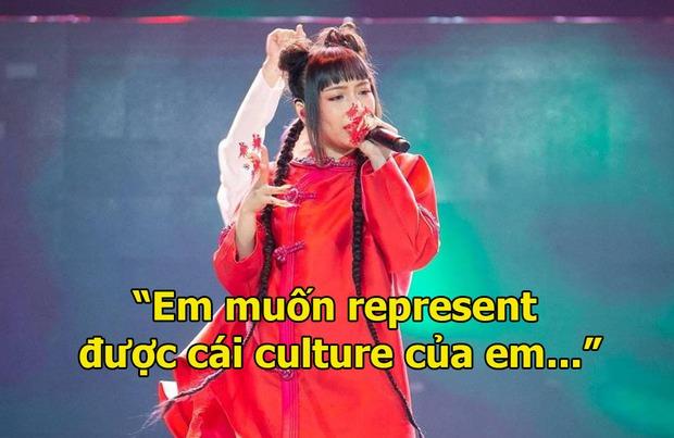 Mỹ Anh: Em muốn represent được cái culture của em là người Việt Nam - Ảnh 3.