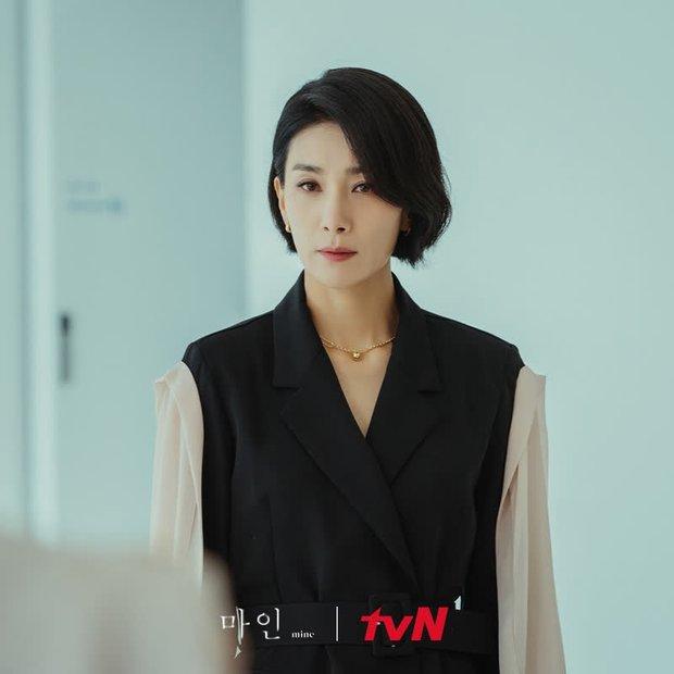 4 diễn viên Hàn lên đời nhờ vai phản diện: Từ chị đại Mine đến ác nữ Penthouse đều có mặt - Ảnh 2.