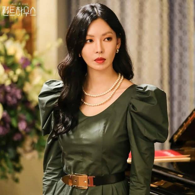 4 diễn viên Hàn lên đời nhờ vai phản diện: Từ chị đại Mine đến ác nữ Penthouse đều có mặt - Ảnh 4.