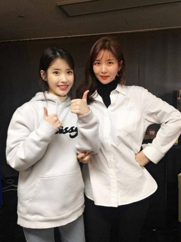 Dàn khách mời đỉnh cao trong concert của IU: Bắt gặp Song Hye Kyo - Song Joong Ki đi hẹn hò, hơn nửa showbiz đều góp mặt - Ảnh 31.